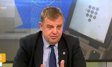 Каракачанов: Чуждото разузнаване няма да търси портиера - 1