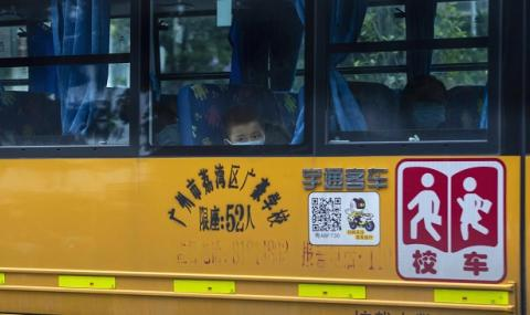 Китай регистрира само един нов случай на COVID-19 за последното денонощие