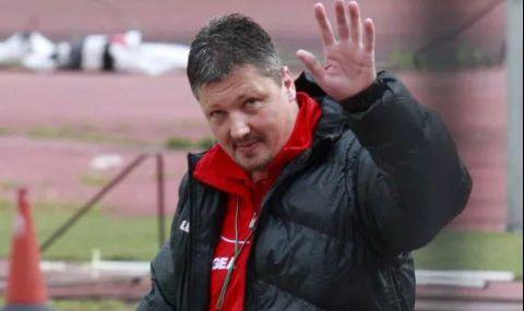 Любо Пенев звънял на Тодор Неделев, иска го в ЦСКА