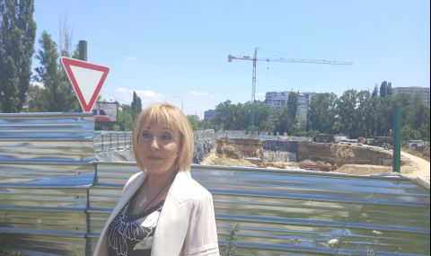 Манолова внася сигнал в Столична община за строеж в Студентски град