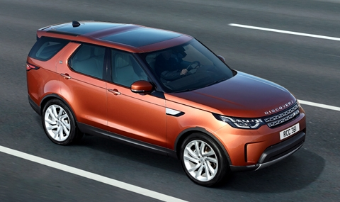 Новото Discovery обезсмисля Range Rover