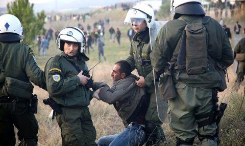 Русия вижда мрежа от опасни бежанци над Европа - 1
