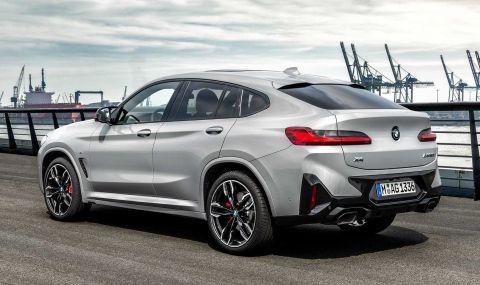 BMW X3 и X4 също получиха фейслифт - 8