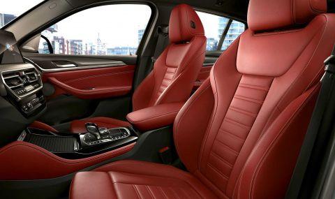 BMW X3 и X4 също получиха фейслифт - 16