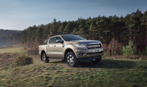 Новите пикапи на Volkswagen и Ford ще се произвеждат в Южна Африка