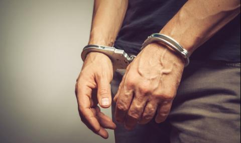 Задържаха опасен престъпник на Летище Варна