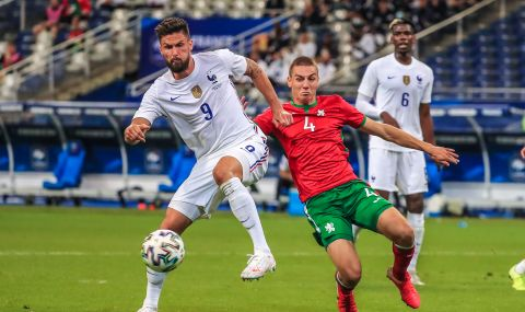 Още един френски клуб се нареди на опашката за Антов
