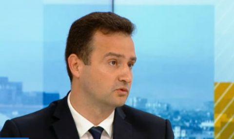 Предложеният за министър на енергетиката Жечо Станков: Благодаря на премиера за доверието, дано има диалог