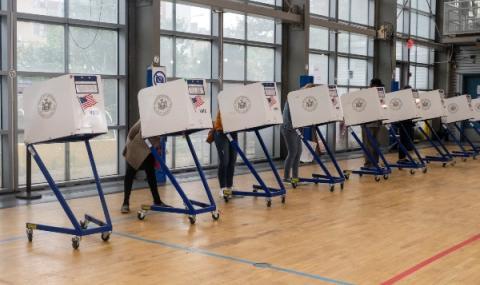 Продължава широкото гласуване в САЩ