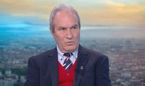 Проф. Радослав Гайдарски: Тази наша вътрешна опозиция много се преекспонира - 1
