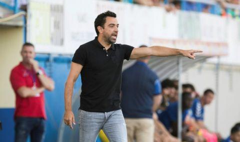 Шави: Надявам се един ден да стана треньор на Барселона