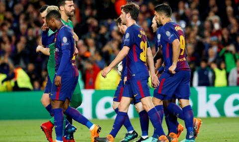 Барселона пълни клубната си каса след разочароващия сезон в Ла Лига с шест трансфера