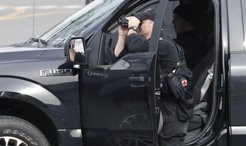 Полицията във Вашингтон задържа въоръжен мъж