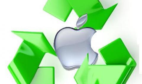 Apple рециклира редки елементи за iPhone части