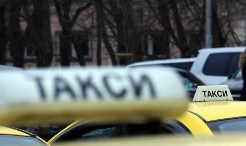 Клиент наби таксиметров шофьор