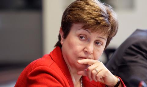Кристалина Георгиева ще оглави МВФ