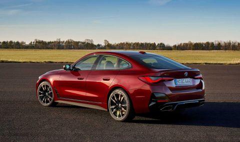 Новото BMW 4 Series Gran Coupe дебютира с познат дизайн и по-големи размери - 2