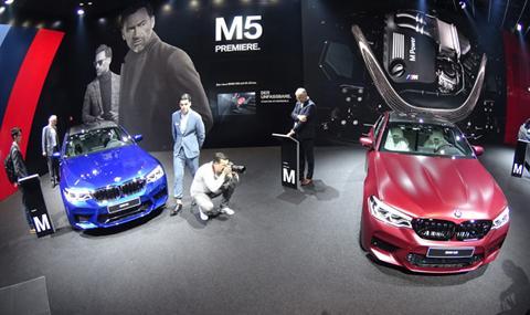 Най-интересните спортни автомобили от салона във Франкфурт (I част)