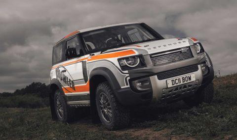 Land Rover Defender стана още по-способен извън пътя - 1