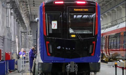 ЕС и Сърбия строят скоростна жп линия