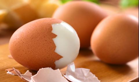 Защо слагат черупки от яйца в супата?