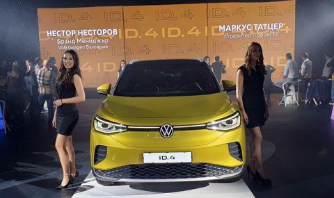 Вижте с какви цени първото електрическо SUV на Volkswagen пристигна в България