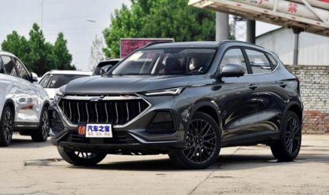 €9 000 за чисто ново китайско X5 в стил Maserati