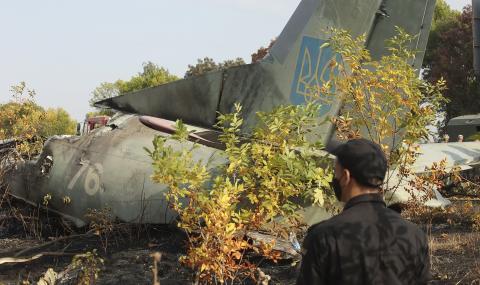 Украйна потъна в траур