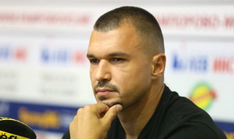 Божинов: Не съм забравил да играя футбол!