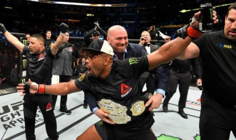 Даниел Кормие мечтае да оглави UFC след края на кариерата си