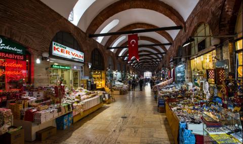 Пазарът в Одрин замря, но има нова далавера