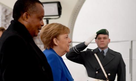 Повишени мерки за сигурност в центъра на Берлин