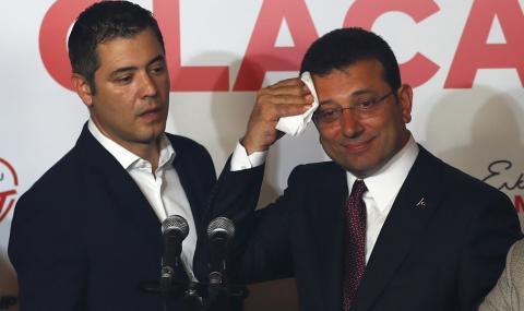 Лидерът, който окончателно загуби Истанбул