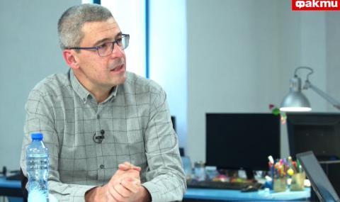 Проф. Гетов пред ФАКТИ: Живеем в достатъчно стрес, няма нужда от показване на мускули