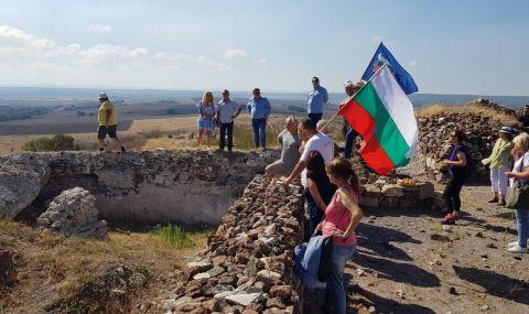 Ценна находка в крепостта Русокастро