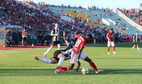 Мазику: В България се играе доста агресивен футбол