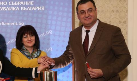 Славчо Атанасов, ОП: Защитих Караянчева, защото не е откраднала една стотинка държавна пара́
