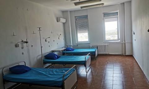 Разкриват допълнителни болнични легла за COVID-19