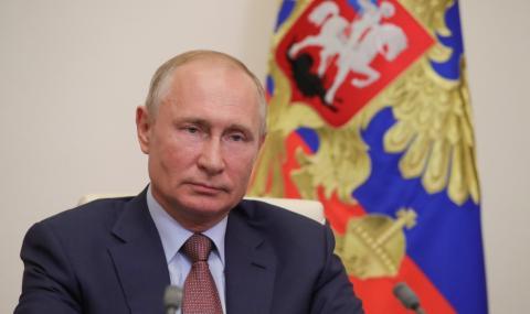 Путин: Русия ще излезе достойно от пандемията