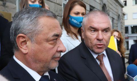 Веселин Марешки и Валери Симеонов – водачи на листи във Варна и Бургас
