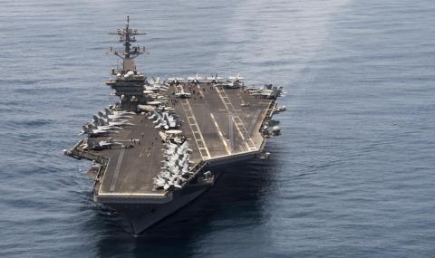 Американската военна мощ се предаде пред коронавируса