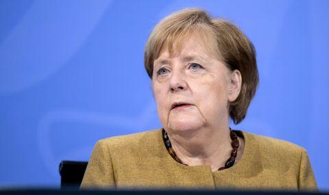 Меркел: Това е проблематично