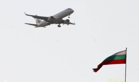 Над 30% от полетите от София са анулирани