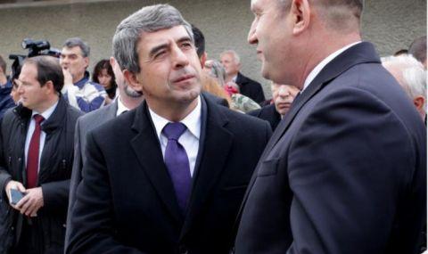 Плевнелиев: Радев е популист, подигра се на собствената си партия