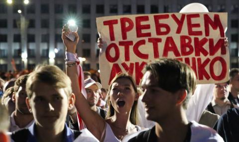 Президент призова ЕС да наложи санкции на Беларус