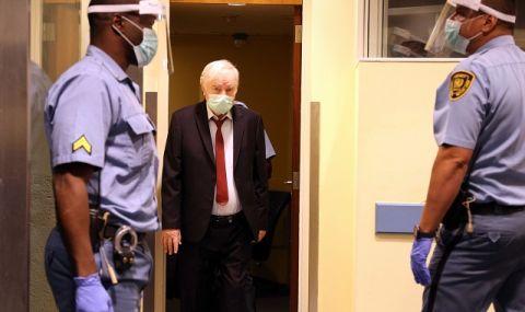 Ратко Младич очаква важно решение на съда на 8 юни