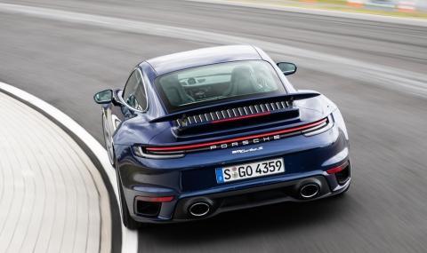 """""""Ъпсайзинг"""" за Porsche 911 през 2026-а"""
