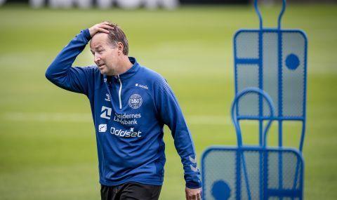 UEFA EURO 2020: Селекционерът на Дания с емоционални думи за Кристиан Ериксен