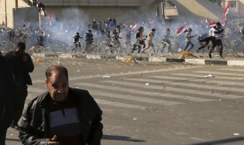 Анархия и ужас в Багдад