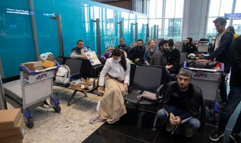 Близо сто турци са починали в чужбина от коронавируса